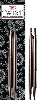 """TWIST™ Lace Tips - 4"""" (10 cm) Image"""